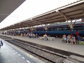 Photo: train station physanulok