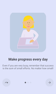 KeepGoing: Easy Habits Tracker - náhled