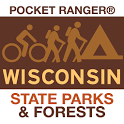 WI State Parks & Forests Guide - Pocket Ranger® icon