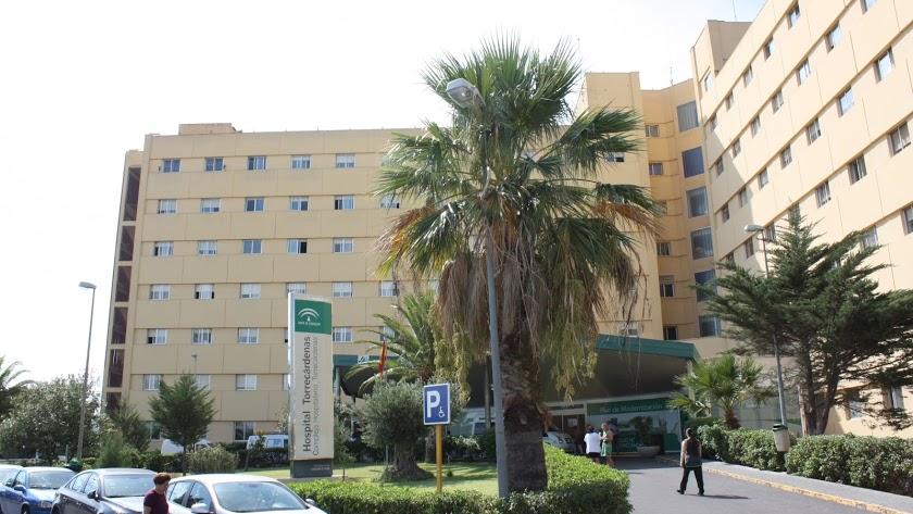 Hospital Universitario de Torrecárdenas, en la capital.
