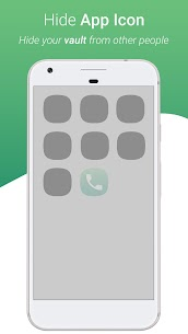 Dialer Vault – VaultDroid Hide Photo Video OS 10 App Download for Android 5