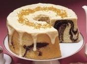 Marble Chiffon Cake Recipe