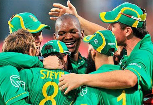 The Proteas will face Zimbabwe in Kimberly