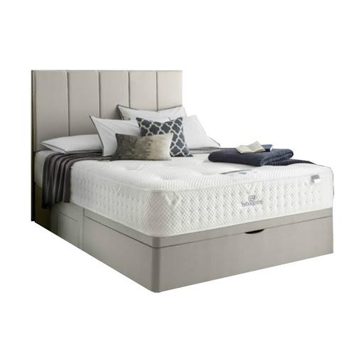 Silentnight Mirapocket 1000 Geltex Ruby Divan Bed
