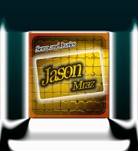 Jason Mraz Lyric and Songs - náhled