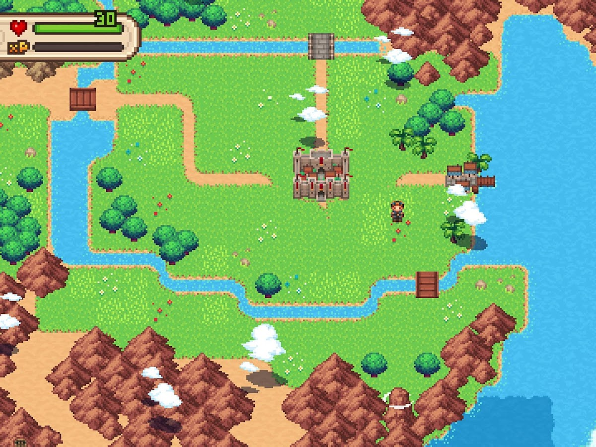 Evoland 2- screenshot