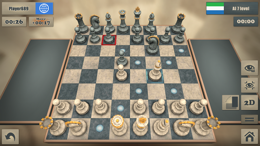 Real Chess game (apk) free download for Android/PC/Windows screenshot
