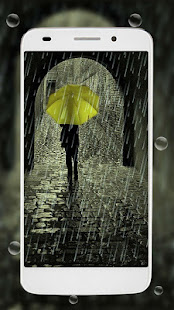 App Rainy Day Live wallpaper APK for Windows Phone