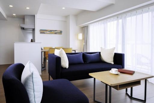 Oakwood Apartments Nishi-Shinjuku, Tokyo