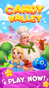 Candy Valley - Match 3 Puzzle APK for iPhone