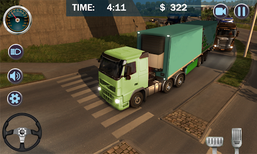 Game Cargo Truck City Transporter 3D APK for Windows Phone