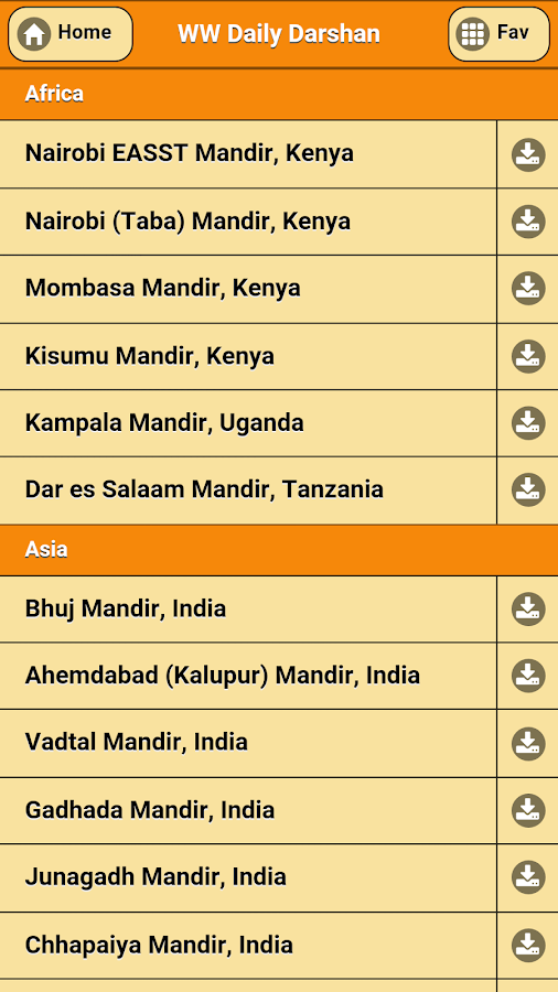 Daily Darshan World Wide- screenshot