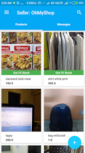 OhMyShop Seller - náhled