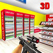 Destroy Office Supermarket Bank Smash FPS Shooter 1.1
