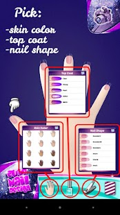 Fashion Nail Salon - Manicure Games For Girls - náhled