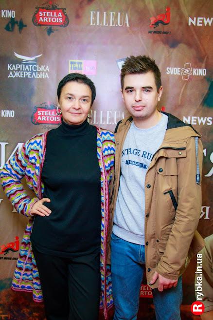 Татьяна Витязь, Ибазер Сулейманов