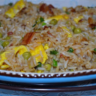 Homemade Chinese Food, Part 3 - Fried Rice.