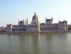 Photo: Parlament zza Dunaju