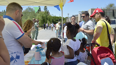 El Día de las Familias ha congregado a cientos de almerienses.