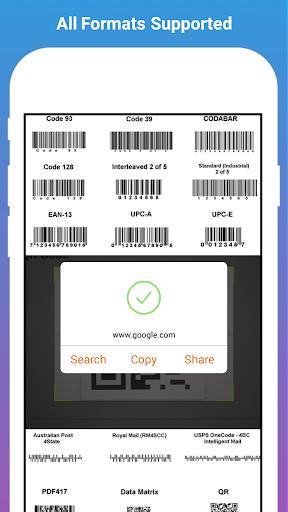 QR Code Reader & Scanner screenshot 11