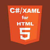 C#/XAML for HTML5 Showcase