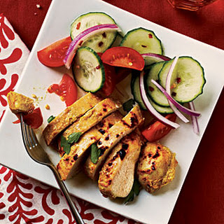 Tandoori-Spiced Chicken