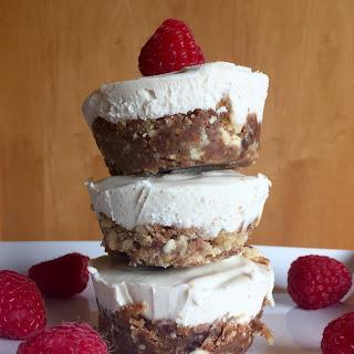 Mini Guilt-Free Cheesecake