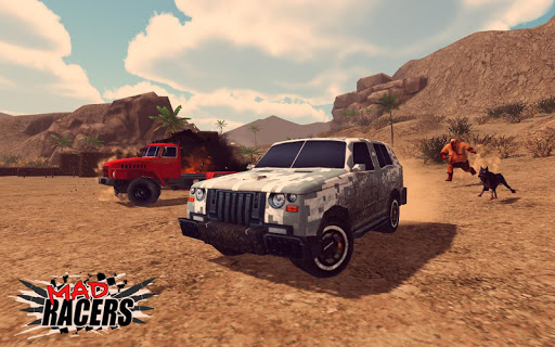 Mad Racers screenshot 17