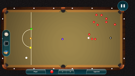 Snooker Professional 3D : The Real Snooker 1.9 APK + MOD (Unlocked) 1