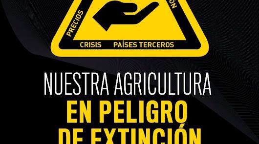 Todo listo para la movilización del sector hortofrutícola