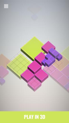 Isometric Squares - puzzle u00b2  screenshots 3