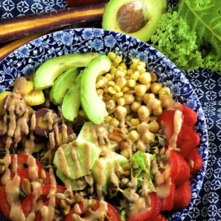 End Of Summer Buddha Bowl