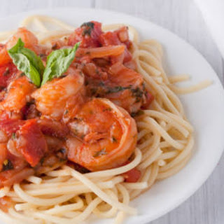 Delectable Shrimp Fra Diavolo