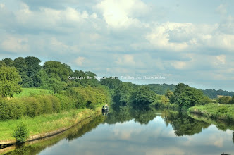 Photo: River Weaver, Frodsham, Chehire