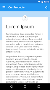 WebView App Demo screenshot 5