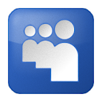 Social Group Service (Paid) Icon