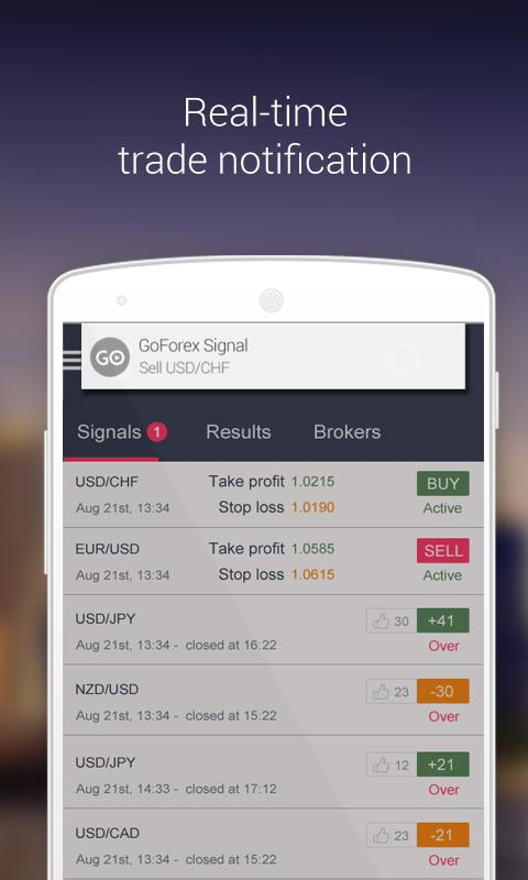 Forex Signals - Android Apps on Google Play