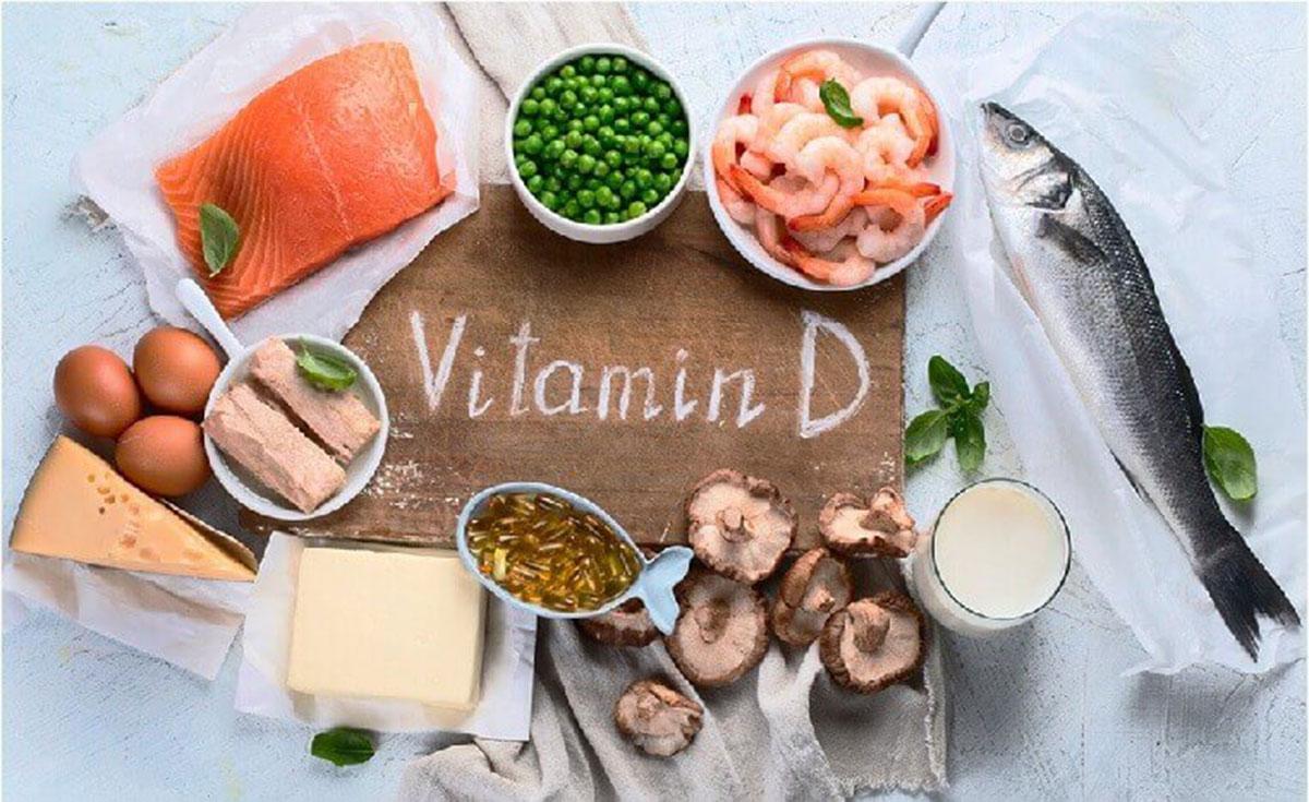 Thực phẩm giàu vitamin D3