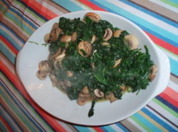 Sauteed Spinach Recipe