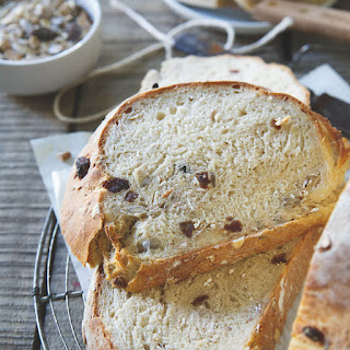 Muesli Bread Recipe