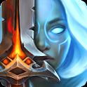 Bladebound: free action rpg icon