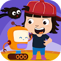 Vkids Academy - Interactive stories for kids icon