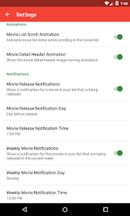 MovieDay Countdown Movie List App Download For Android 4