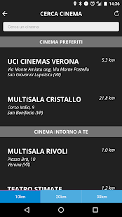 App al Cinema- miniatura screenshot
