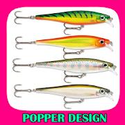 Popper Designs by idak icon