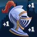 Knight Joust Idle Tycoon icon