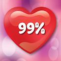 Horoscope Love Test Prank icon
