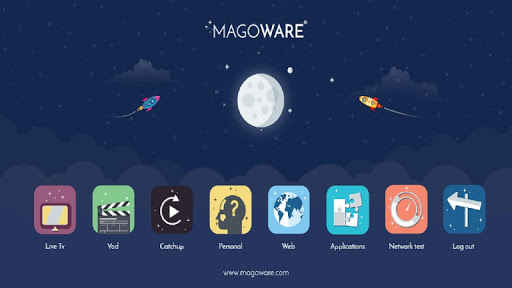 MAGOWARE IPTV Preview 9