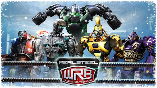 Real Steel World Robot Boxing - náhled