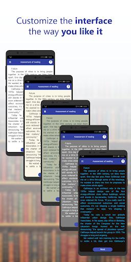 ReaderPro - Speed reading and brain development screenshot 5
